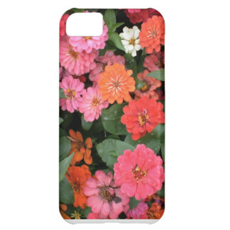 Flowers 15 framed version, colorful flowers bloomi iPhone 5C case