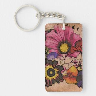 Flowers #1 Keychain