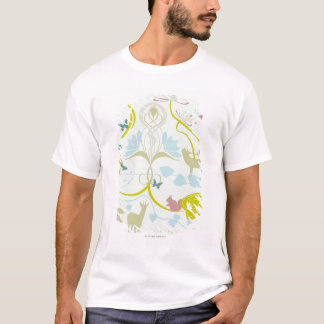 Flowers and Animals T-Shirt