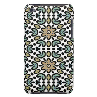 FLOWERS AND DOTS Touch  iPod Touch Case-Mate Case