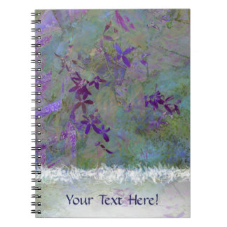 Flowers and Feathers Note Books