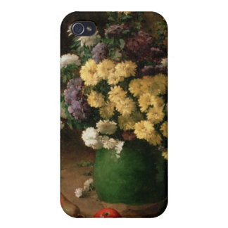 Flowers and Fruit, 1880 iPhone 4 Cover