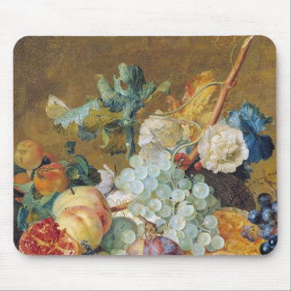 Flowers and Fruit Mouse Pad