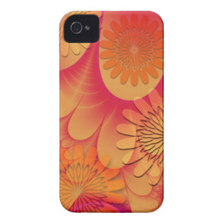 Flowers and Petals artistic Blackberry bold case