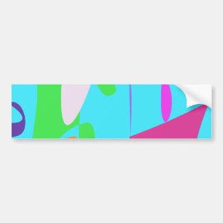 Flowers and Plants Bumper Sticker