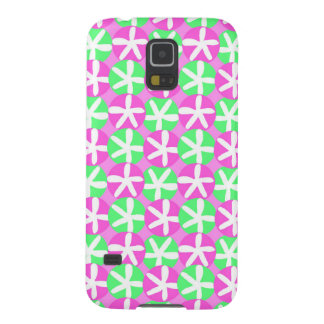 Flowers and Spots Cases For Galaxy S5