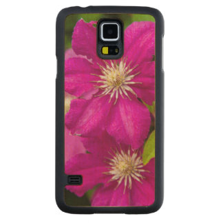 Flowers at Robinette's Apple Haus and Gift Barn 2 Carved Maple Galaxy S5 Case