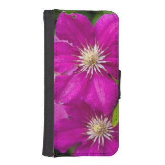 Flowers at Robinette's Apple Haus and Gift Barn 2 iPhone SE/5/5s Wallet Case