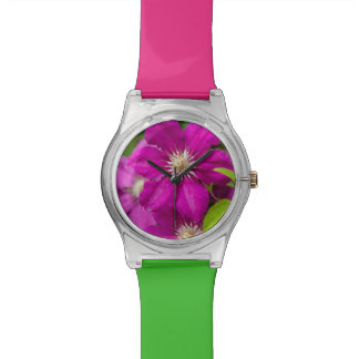 Flowers at Robinette's Apple Haus and Gift Barn 2 Wristwatch