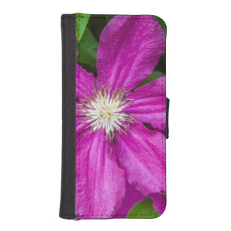 Flowers at Robinette's Apple Haus and Gift Barn iPhone SE/5/5s Wallet Case