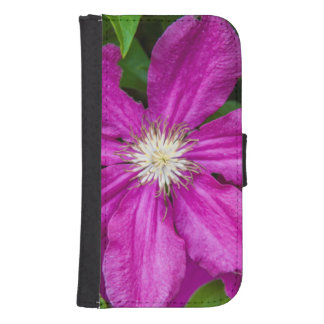 Flowers at Robinette's Apple Haus and Gift Barn Samsung S4 Wallet Case