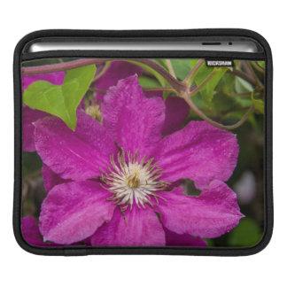 Flowers At Robinette's Apple Haus & Gift Barn iPad Sleeve