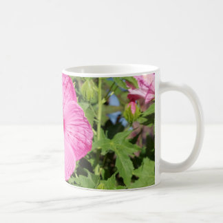 Flowers at the farmers market mugs