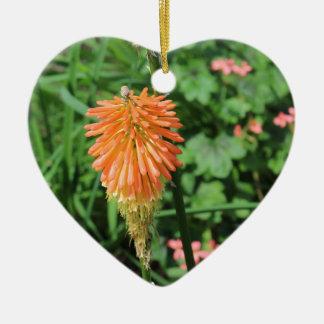 Flowers at The Sky Garden, London Christmas Ornament