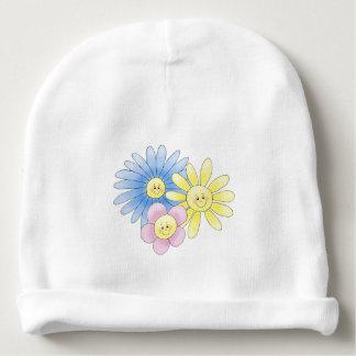 Flowers Baby Beanie