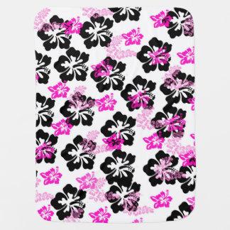 Flowers Baby Blanket