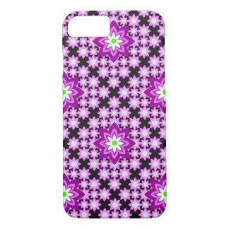 Flowers Batik Pink iPhone 7 Case