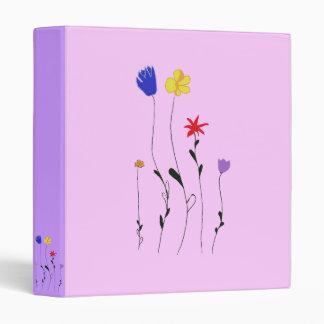Flowers Binder