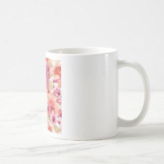 Flowers bloom coffee mugs