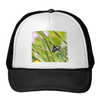 Flowers Bugs Trucker Hat