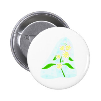 Flowers Buttons