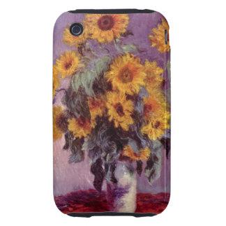 Flowers by Claude Monet iPhone 3G/3GS Case iPhone 3 Tough Cases