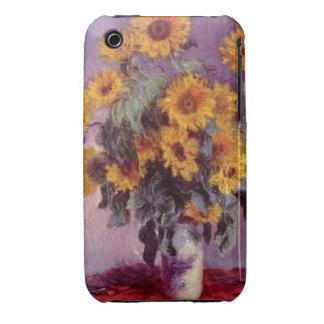 Flowers by Claude Monet iPhone 3G/3GS Case