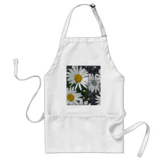 Flowers by the Lake - Daisies Apron