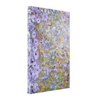 Flowers Stretched Canvas Prints