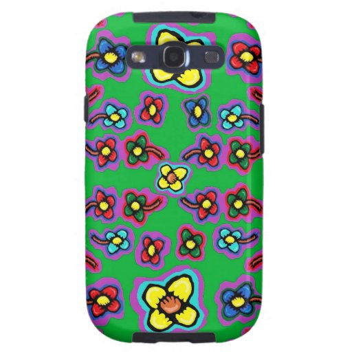 Flowers Galaxy SIII Cover