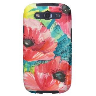 Flowers Samsung Galaxy SIII Case