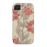 Flowers Case-Mate iPhone 4 Covers
