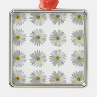 flowers christmas ornament