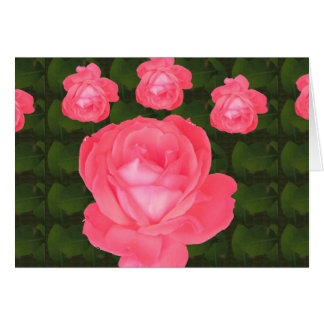 Flowers Colorful return+gifts giveaway party gifts Greeting Card