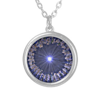 Flowers constellation Necklace