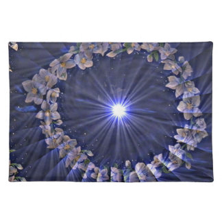 Flowers constellation Placemats