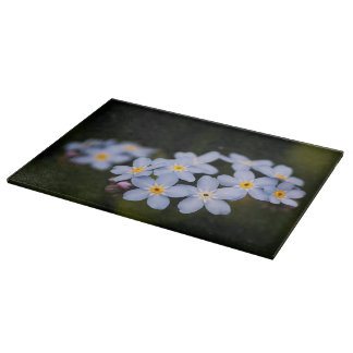 Flowers Cutting Board