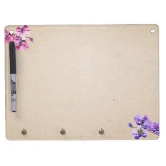 Flowers decoration Dry-Erase board