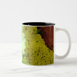 Flowers designs mugs