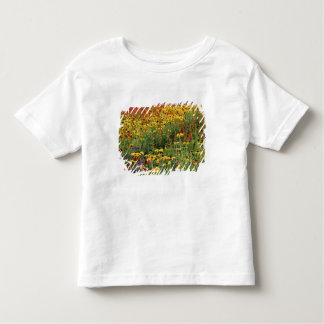 Flowers Display at International Peace Gardens Toddler T-Shirt