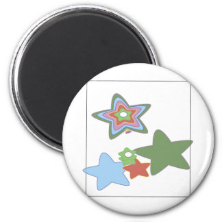 flowers-easter fridge magnets