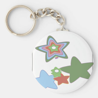 flowers-easter key chain