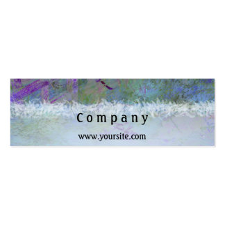Flowers & Feathers Business Card