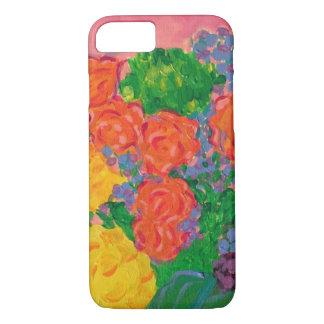Flowers for Karen iPhone 7 Case