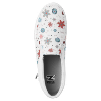 Flowers For Sale Slip-On Shoes