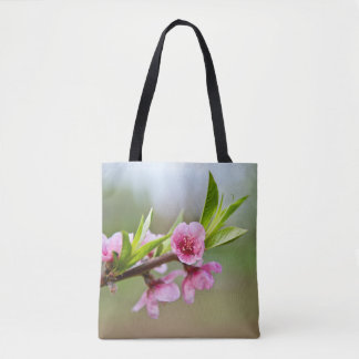 Flowers for Spring and Summer tote