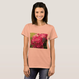 Flowers for the Greatest Mom T-Shirt