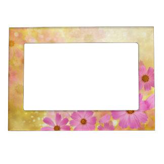 Flowers Frame Magnet