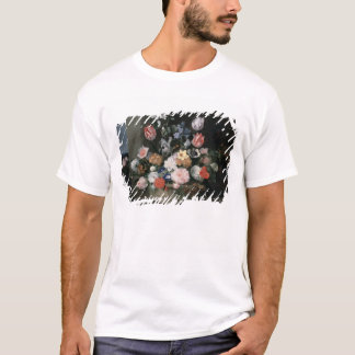 Flowers in a Basket, 1650-56 T-Shirt