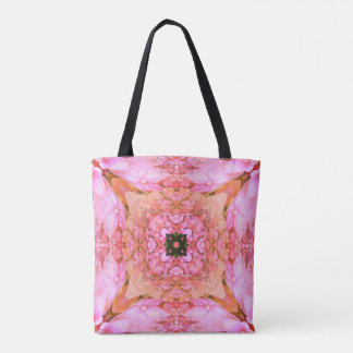 Flowers in a box.... tote bag